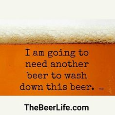 I need another beer! Check out TheBeerLife.com!