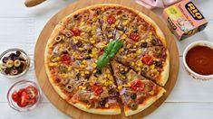 Mozzarella, Vegetable Pizza, Vegetables, Food, Amazing, Youtube, Kitchens, Essen, Vegetable Recipes