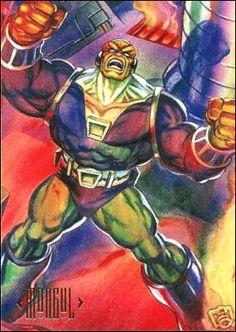 Mongul (DC Master Series)