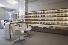 Projeto de Arquitetura Comercial - Farmácia Weleda Itaim