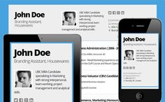Ruby - Mobile friendly online Resume by Cloud CV Free Online Resume Builder, Online Cv, Branding, Clouds, Marketing, Gray, Blue, Brand Management, Grey