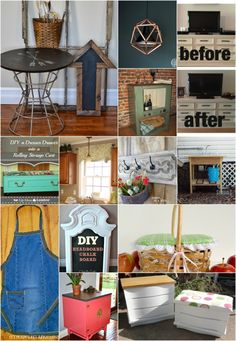 great tutorials and diy features to inspire you