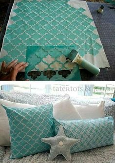I want to use navy blue for curtains! Britt- can we pull this off??