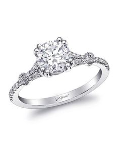 Coast Diamond Charisma Collection - LC10040 Engagement Ring - The Knot
