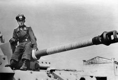 Tank Ace Commander Fritz Lang with his StuG 3 operating the the Abt 232 over 113 kills to his credit
