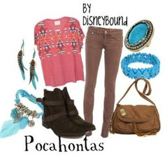 DisneyBound Outfits | Disney Bound outfits