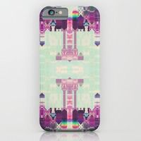 iPhone & iPod Case featuring Patchwork 2 by ARTDROID $35.00