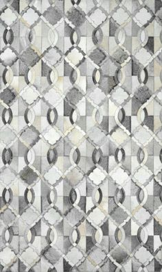 nuLOOM Hand Tufted Lance Cowhide Area Rugs | Contemporary Rugs.  home decor, print, design, decor, style, modern, home, house, contemporary, interior design, cowhide, grey, white, ivory.