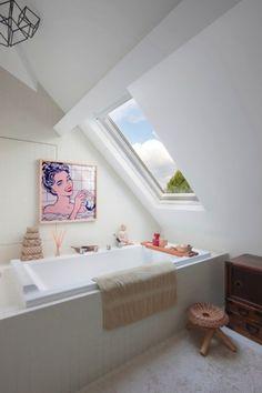 バスルーム,窓,天窓,浴室,風呂