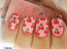 Fruit At Your Fingertips! Get Inspired With Fresh Fruity Nail Art Designs For Summer
