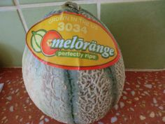 Melorange Melon.Tried January 27,2015. Very good and sweet. Did not taste much orange. Would Definitely buy again.