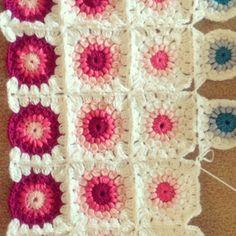 afghan | A Nerdy Crocheter