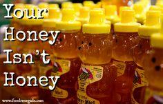 Your Honey Isn't Honey