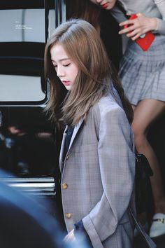 God, that is Jisoo Kim Jennie, Jenny Kim, South Korean Girls, Korean Girl Groups, K Pop, Blackpink Members, La Girl, Black Pink Kpop, Blackpink Photos
