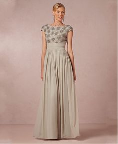 Aure Mario Mother of The Bride Dresses For Wedding Chiffon Pant Suits Beaded Crystals Evening Party Gowns Formal Dress