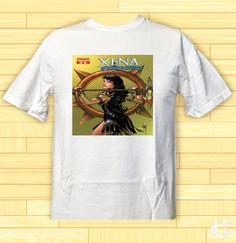 Xena Wariror Princess Cover T-Shirt