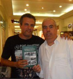 Luis Alexandre Franco Gonçales com André Mansur