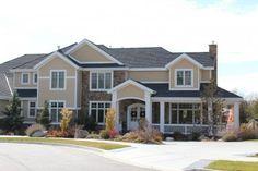 photos of exteriors, traditional homes with wrap around porches | Wrap around porch. | Dream Home Ideas