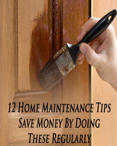 Just like your precious car, your house and your property needs some fine tuning. It's a little time consuming, but your house will look nicer, and run more efficiently, saving you time and money in the long run. To help you start with your home maintenance tasks, here is a …