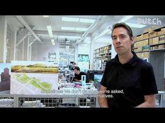 MVRDV architecture. Video