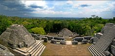 Caracol,Belize. is the name given to a large ancient Maya archaeological site, located in what is now the Cayo District of Belize.It is situated approximately 40 kilometres south of Xunantunich and the town of San Ignacio Cayo, and 15 kilometers away from the Macal River. It rests on the Vaca Plateau at an elevation of 500 meters above sea-level,in the foothills of the Maya Mountains.