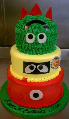 Yo gaba gaba cake by maryscakeshop.com