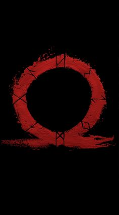God of war omega logo video game minimal 7201280 wallpaper 4k Phone Wallpapers, Amoled Wallpapers, Kratos God Of War, Wallpaper Backgrounds, Iphone Wallpaper, Video Game Backgrounds, Bear Wallpaper, Cool Wallpaper, Phone Wallpapers