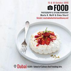 Dubai 2016 Food Photography and Styling Workshop Quark Recipes, Quark Cheese, Food Photography Styling, Back Home, Risotto, Dubai, Oatmeal, German, Workshop