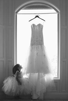 A little girl's dream-come-true