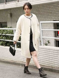 スタイリング詳細 | [公式]ローリーズファーム (LOWRYS FARM)通販 Lowrys Farm, Normcore, Coat, Jackets, Style, Fashion, Down Jackets, Moda, Sewing Coat