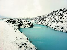 Blue Lagoon in Icela