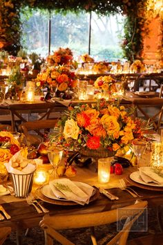 Tuscan Feast at Oheka Castle.  Photo by Christian Oth.