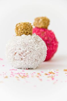 Ornament Donut Holes from Studio DIY