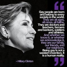 Hillary Clinton ♥