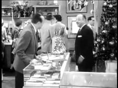 The Jack Benny Program(1957) - Christmas Shopping - Season 8 Episode 7