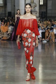 George Hobeika Fall Winter 2017 Couture Fashion Show Paris