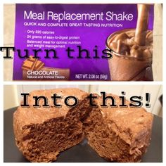 MOMMA BEAR CHRONICLES: Advocare Meal Replacement Cake