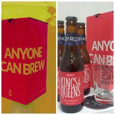 Kit cerveja Barco Kings & Queens