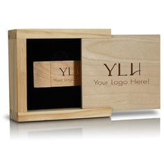 Customizable USB Box - Great for Business Promotion  & Gift!