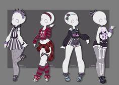 1.New York 2.Blood 3.Geek 4.Skeleton