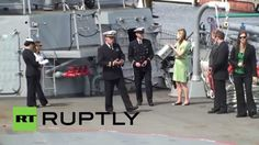 US Navy destroyer docks in Riga port  USS Oscar Austin entered the port of Riga on Saturday, where it will stay for two days. According the US embassy in the country, the Arleigh Burke-class destroyer arrived at the Latvian capital under the framework of US Armed Forces efforts to strengthen ties with the NATO allies and partners in the Baltic region.