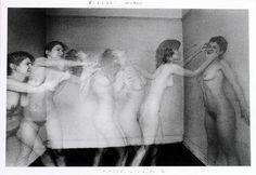 Dupla exposição - Duane Michals
