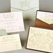 Kelsey & Ronald Wedding Invitation