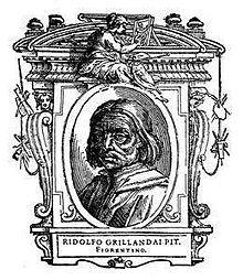 Ridolfo del Ghirlandaio (Firenze, 4 febbraio 1483 – 1561) è stato un pittore italiano, figlio di Domenico Ghirlandaio.