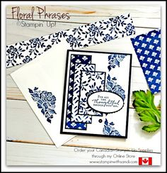 Image result for stampin up floral phrases