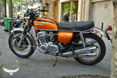 MotArt: Honda CB 750 - perfection!