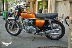 MotArt: Honda CB 750 - perfection!
