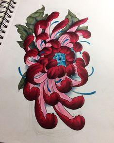 super ideas for tattoo flower forearm tatoo Japanese Flower Tattoo, Japanese Tattoo Designs, Japanese Sleeve Tattoos, Japanese Flowers, Flower Tattoo Designs, Flower Tattoos, Kunst Tattoos, Bild Tattoos, Flor Tat