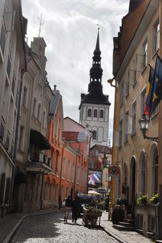 Tallinn Estonia #colorfulestonia #visitestonia