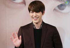 140314 #김우빈  1st Fan meeting In Taiwan press Conference CR :: Where you are